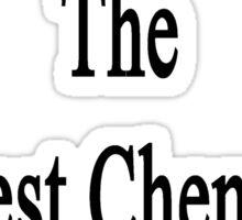 My Dad Is The Coolest Chemistry Teacher Sticker