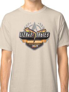 Trek.fm Team Lizard Babies (Light) Classic T-Shirt
