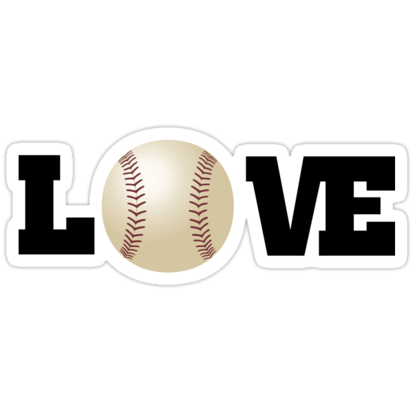Baseball Love by shakeoutfitters