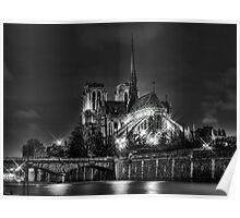 Notre Dame de Paris (HDR) Poster