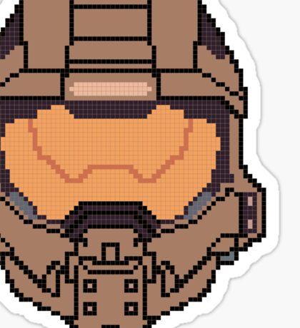 Halo 4 Pixl Chief  Sticker