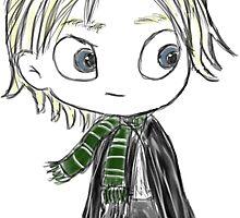 Draco Malfoy Chibi by Kristina Moy