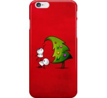 Merry Cristmas iPhone Case/Skin