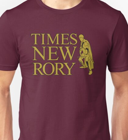 Times New Rory Unisex T-Shirt