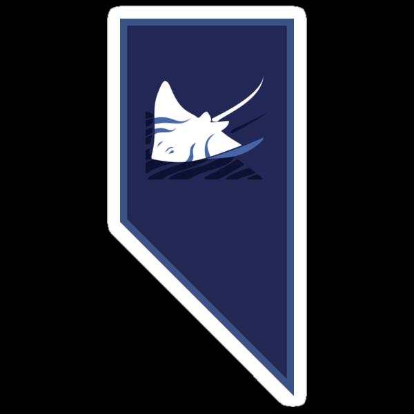 Blue Stingrays Morale by PHRHD