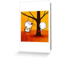 First Love Greeting Card