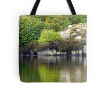 Across A Donegal Lake Tote Bag