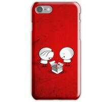 The valentine gift iPhone Case/Skin