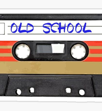 Old school music Sticker