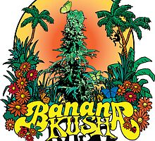 Banana Kush by kushcoast