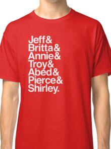 Community Lineup Classic T-Shirt