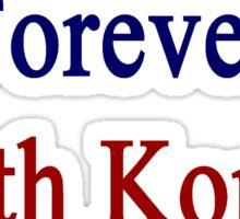 Forever South Korean Sticker