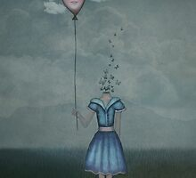 Head in the clouds  by Amanda  Cass