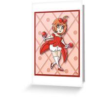 Tokyo Mew Mew- Mew Ringo Greeting Card