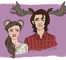 Superlock - The Moose and the Mouse by Jess-P