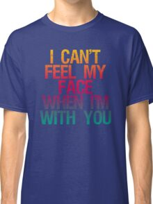 The Weeknd 'Can't Feel My Face' Classic T-Shirt