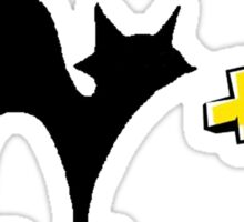 Naughty Puzzle! Sticker