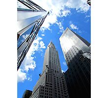 Chrysler Building, New York City  Photographic Print