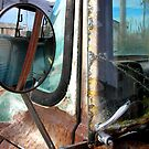 Rusty Truck Clarksdale Tennessee by GreyCard