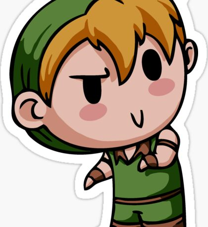 Final Fantasy Chibies - Theif! Sticker