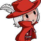 Final Fantasy Chibis - Red Mage! by TipsyKipsy
