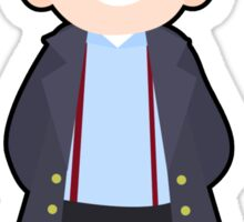 Captain Jack Harkness Sticker