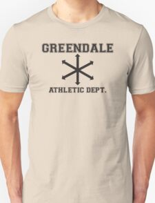 Community Athletic Dept. T-Shirt