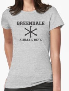 Community Athletic Dept. Womens Fitted T-Shirt