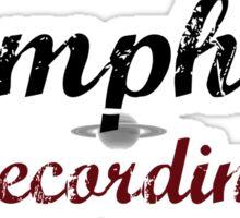 Lymphate Recordings Sticker