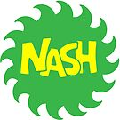 Nash Logo by illicitsnow
