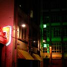 Neon Alley by GreyCard