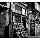 Mono Alley by GreyCard