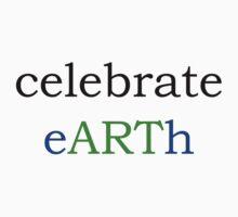 celebrate eARTh Kids Tee
