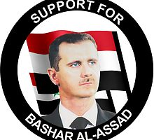 Support for Assad by Jordan Farrar