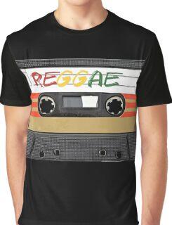 Rasta Reggae Music Graphic T-Shirt