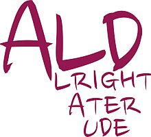 ALD - alright later dud by joebugdud