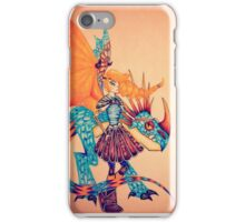 Stormfly Rider iPhone Case/Skin