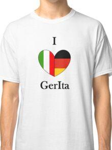 I heart GerIta Classic T-Shirt