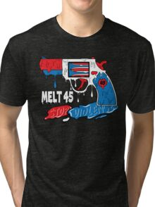 Melt 45 Tri-blend T-Shirt
