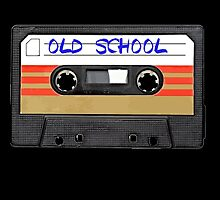 Funny old school music band logo by RestlessSoul