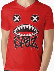 SPAZ Mens V-Neck T-Shirt