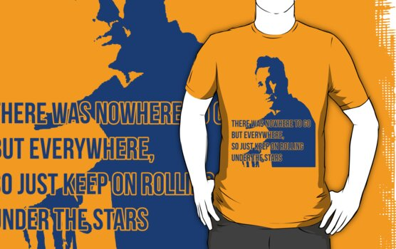 Kerouac by Homewrecker