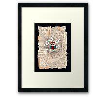 Animale #2 Framed Print