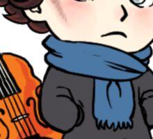 Cute Sherlock Sticker