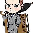 Cute Mycroft by reapersun