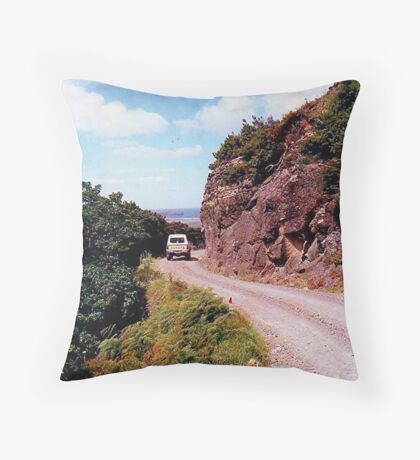 Take me home country road.......! Throw Pillow