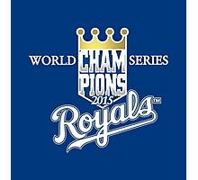 royals champions Photographic Print