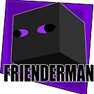 Enderbro - Frienderman Head by TheGreys