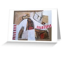 Step Right Up Greeting Card