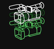 Video Camera (Green) Unisex T-Shirt